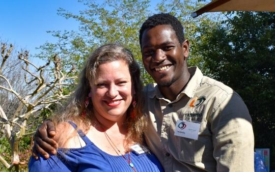 Taswira Africa owners George & Caroline