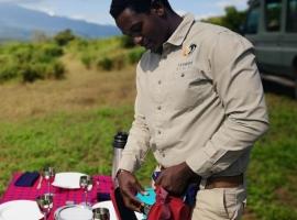 George Taswira Africa Safaris CEO