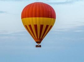 baloon safari Taswira