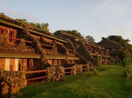 Serena Hotel Ngorongoro